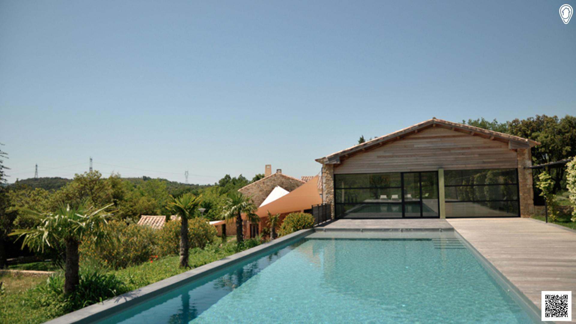 Location villa Gard - Le Mas de So - Look&Book